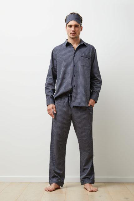The Merricks Pyjama Set Long Sleeve - Front view