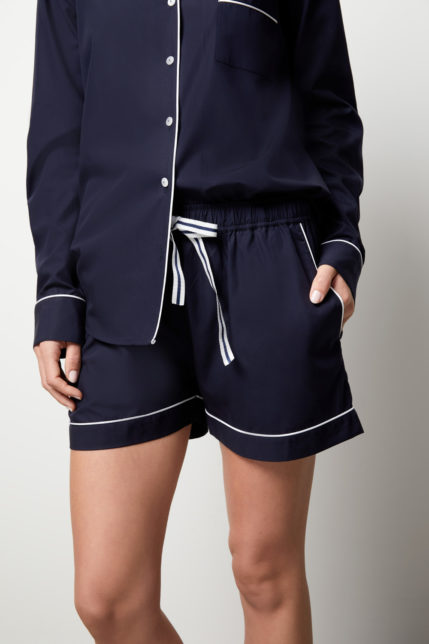 The Blair Boxer Set Long Sleeve - Front view