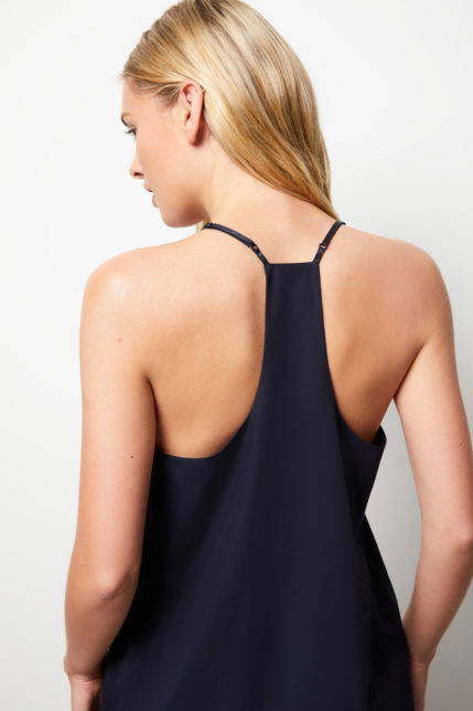The Blair Camisole Boxer Set - Rear view