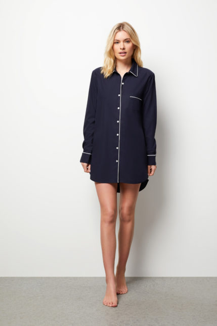The Blair Night Shirt - Front view