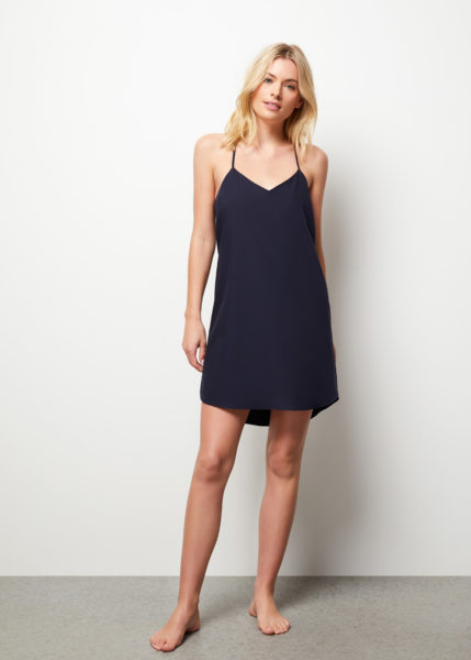 The Blair Camisole Slip Dress - Front view