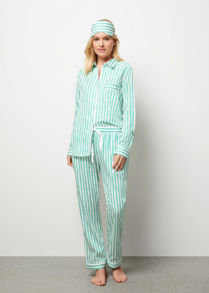 The Willow Pyjama Set Long Sleeve - Front view