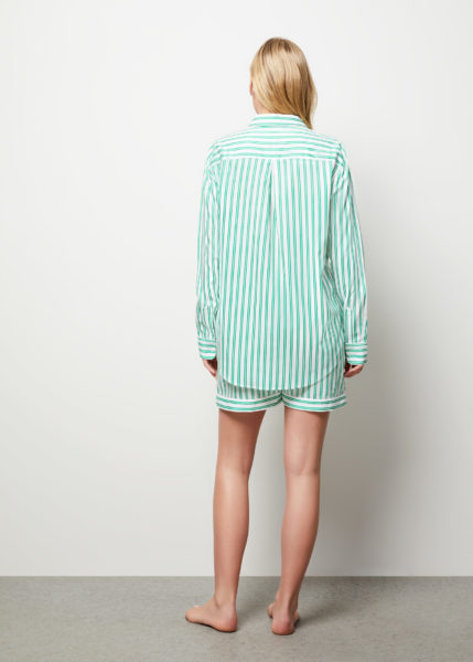 The Willow Boxer Set Long Sleeve - Front view