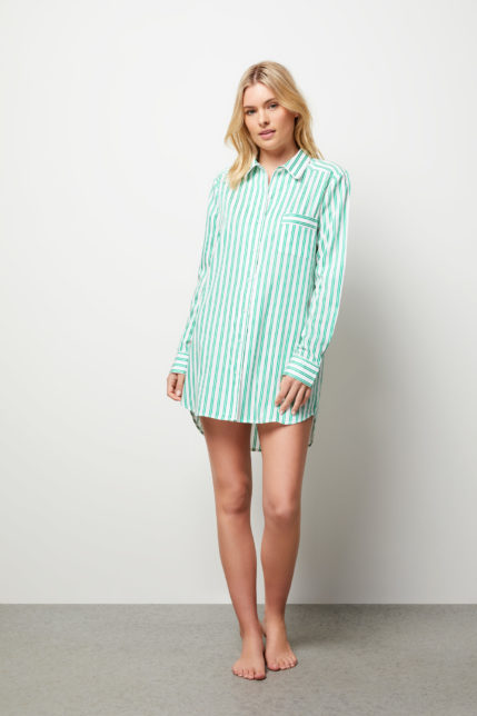 The Willow Night Shirt - Front view