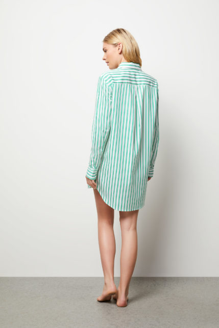 The Willow Night Shirt - Rear view