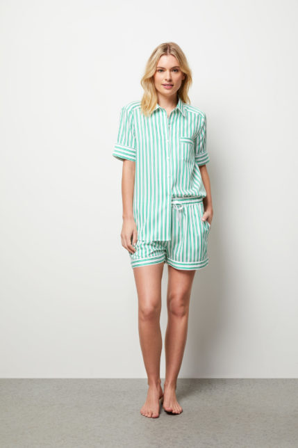 The Willow Boxer Set Short Sleeve - Front view